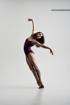 Natasha Kusch, Queensland Ballet by Ronnie Boehm, via Behance