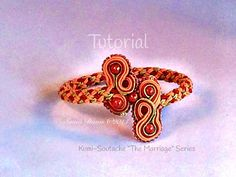 "Kumihimo & Soutache, the perfect combination......finally there is ""Meaning to those Ends""!"