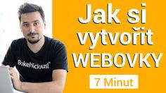 Jak si vytvořit webové stránky zdarma během 7 minut Pc Mouse, Sem Internet, Marketing, Education, Blog, Suzy, Windows 10, Makeup, Youtube