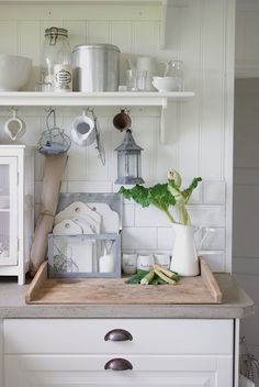 Sweet Country Life ~ Simple Pleasures ~ Country Kitchen