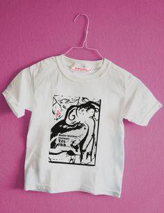 """""""Hallo Kleiner....!"""" Shirts mit """"BRÜLLLL....!"""" Kinder T-Shirt, bedruckt, 100% Jersey Baumwolle"""