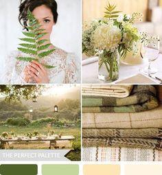 Greens & Ivory