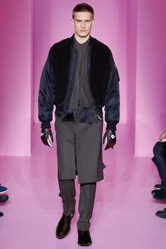 Givenchy Fall 2016 Menswear Fashion Show
