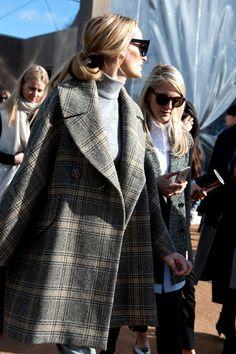 Стиль preppy: streetstyle-образы в помощь для составления собственных комплектов | Vogue | Мода | STREETSTYLE | VOGUE