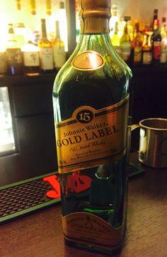 Johnnie Walker GOLD LABEL -AGED 15 YEARS-