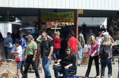 Canton Shoppers near the Panini Grill - Are you in this picture?
