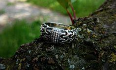 Odin's Ring (Draupnir ring) Sterling  Silver Viking Ring Scandinavian Norse Viking Jewelry