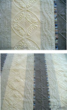'Ruled by Chocolate' - Best In Show,  2011. Melbourne (Australia) Quilt Show.  Long arm quilted by Desley from Addicted to Quilts
