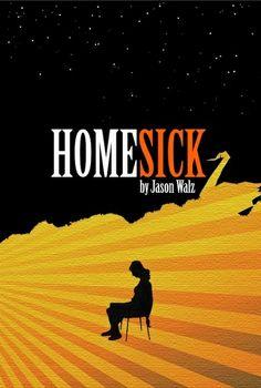 Jason Walz - comic bookin' - HOMESICK - Jason Walz is a graphic novel and comic book creator. Sick, Novels, Typography, My Favorite Things, Comics, Reading, Movie Posters, Letterpress, Letterpress Printing