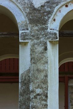 costesti (arnota) valcea - stalp la pridvor