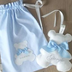 Works Of Mercy, Welcome Baby Boys, Kids Bags, Baby Boutique, Christening, Confetti, Baby Shower, Sewing, Crochet