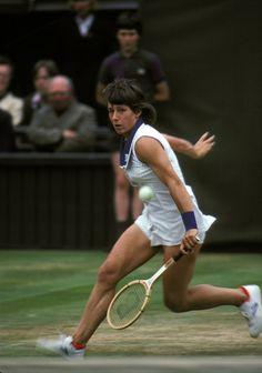 Martina Navratilova ~ Wimbledon 1978