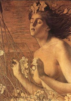 Louis Welden Hawkins - Autumn (1890)