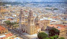THE BACKPACKING : VISIT MORELIA, MEXICO
