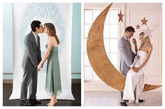 (right sides display) put in a corner with a camera on a tripod. Diy Photo Booth, Wedding Photo Booth, Photo Booths, Wedding Pics, Photo Props, Diy Wedding, Wedding Ideas, Custom Backdrops, Photo Backdrops