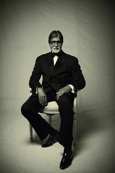 A tribute to the legend Amitabh Bachchan!