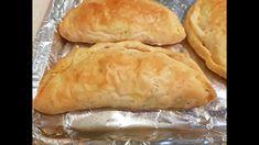 Biscuit Apple Pies - YouTube No Cook Desserts, Apple Desserts, Apple Recipes, Crockpot Recipes, Delicious Desserts, Muffin Recipes, Easy Desserts, Apple Pie Crust, Mini Apple Pies