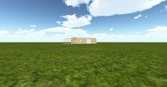 Dream #steelbuilding built using the #MuellerInc web-based 3D #design tool http://ift.tt/1MVgnUq
