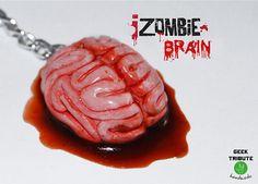 Llavero cerebro I Zombie  Serie de televisión  Llavero