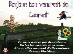 """Signatures """"Bon vendredi de Laurent"""""""