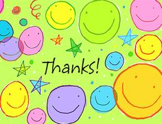"""say """"thank you"""" ans """"smile"""" a lot it's our Islam , it's our deen :)"""
