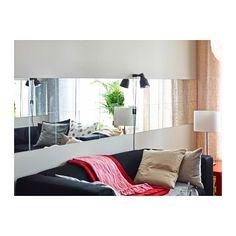 LOTS Tükör IKEA Bármilyen alakhoz vagy mérethez hozzáilleszthető.