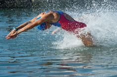 Afraid of the water? 6 easy steps to nail your triathlon swim!