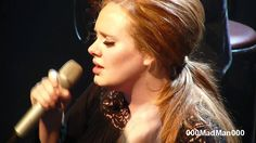 Adele - 12. One and Only - Full Paris Live Concert HD at La Cigale (4 Ap...