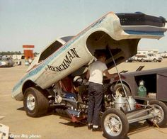 70s Funny Cars - Henchman