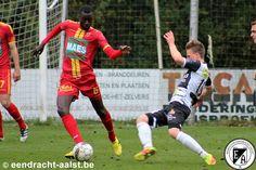 Bornem vs Eendracht Aalst / Zondag 13 november 2016 / Het Breeven / Wannes Van Tricht