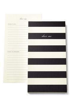 kate spade new york list notepad available at #Nordstrom
