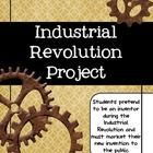 the industrial revolution writing assignment The industrial revolution introduced new methods of production, transportation   enjoyed the plethora of english assignments she's read (and graded) over the  years  firm have given her the opportunity to explore business writing and hr.