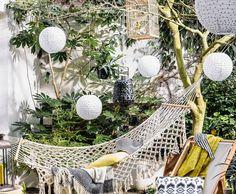 Lifestyle Store, Outdoor Furniture, Outdoor Decor, Hammock, Macrame, Green, Home Decor, Decoration Home, Room Decor