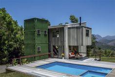 Une maison durable au Brésil
