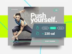 008 Fitness Card