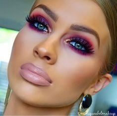 Amazing eye makeup