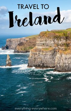 Travel tips and other useful information for anyone planning to travel to Ireland!