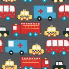 Ambulance Grey Robert Kaufman