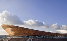 Olympic VeloPark by Hopkins Architects, Grant Associates