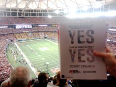 "Get your ""YES"" on! Send us your selfies with your own ""YES"" catalog to SocialinMotion@motionindustries.com #YESCatalog"