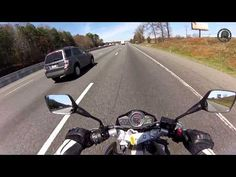 ▶ WRR42 Riding the Suzuki GW250 - YouTube