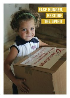 Emergency food -- $25  In times of crisis, Mercy Corps delivers ready-to-eat food and cooking essentials to hungry families with nowhere else to turn. You're making sure families can survive even in the worst of times.  Give the gift of emergency food at http://gifts.mercycorps.org/gift/donate-emergency-food#    #giftsthatgive