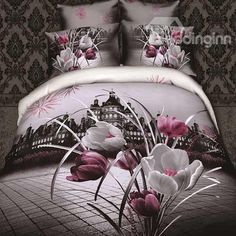 Classy and fashion Floral Bedding Sets online shopping site Best Bedding Sets, Bedding Sets Online, Queen Bedding Sets, Luxury Bedding Sets, Comforter Sets, Floral Bedding, Linen Bedding, Bed Linens, Bedding Decor