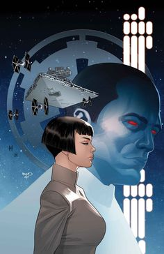 Cover for Marvel's comics Star Wars : Thrawn Star Wars : Thrawn 3 Star Wars Comics, Star Wars Rpg, Marvel Comics, Cosmic Comics, Star Wars Books, Star Wars Characters, Star Wars Rebels, Thrawn Star Wars, Grand Admiral Thrawn