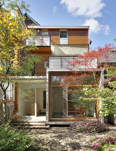 Walmer Rd. House by Plant Architecture