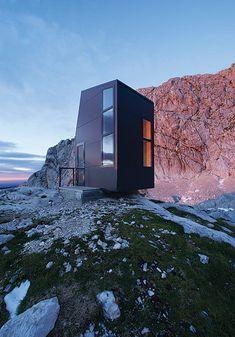 BIVOUAC by Miha Kajzelj | Tiny House Living
