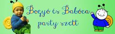 Zaubertorten: Bogyó és Babóca szülinapi party