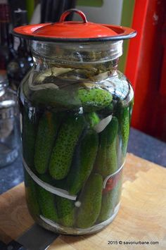 Sorbet, Preserves, Pickles, Cucumber, Food And Drink, Drinks, Cooking, Homestead, Places