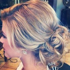 This wouldn't work for my short hair, but would be so pretty on our daughter and daughter-in-law!