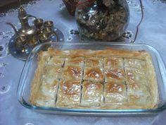 Operación Pastelito:: Baklavás con nueces (dulce de Turquía)